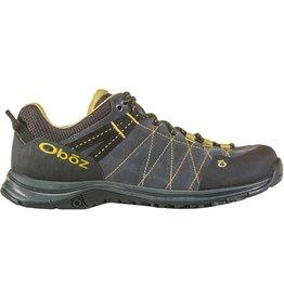 Oboz Men's Hyalite Low Shoe Dark Shadow / Lichen  11.5