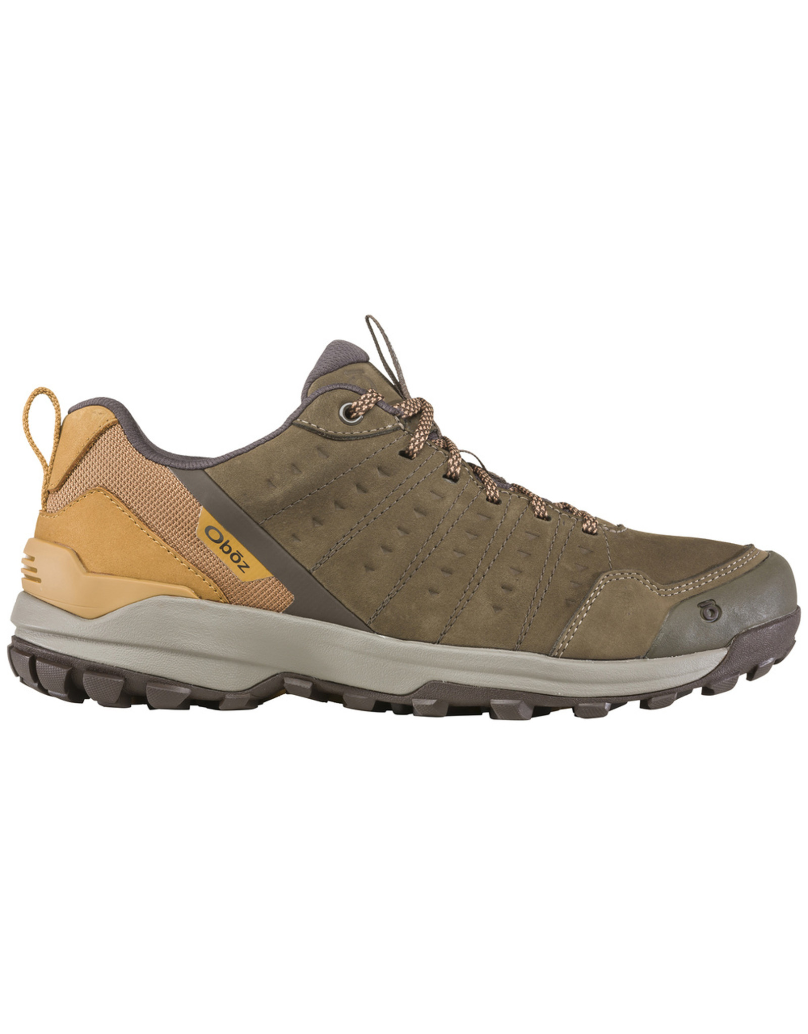 Oboz Sypes Low Leather B-Dry Hiking Shoe - Men's