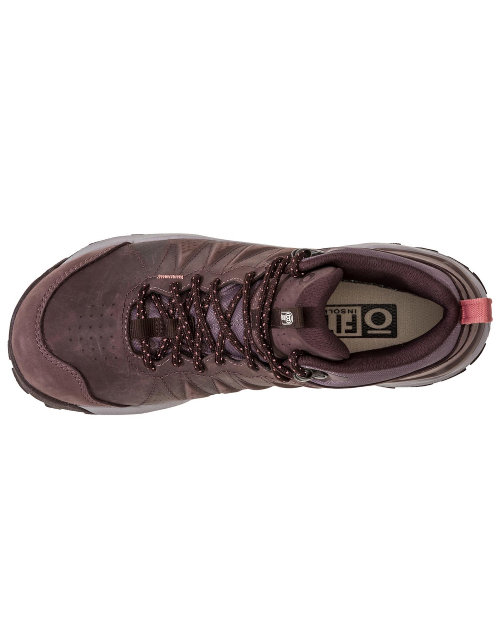 Oboz Footwear Oboz Sypes Mid Leather Waterproof