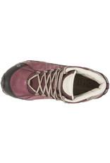 Oboz Footwear Oboz Sapphire Mid Waterproof Hiking Boots - Boysenberry 7.5