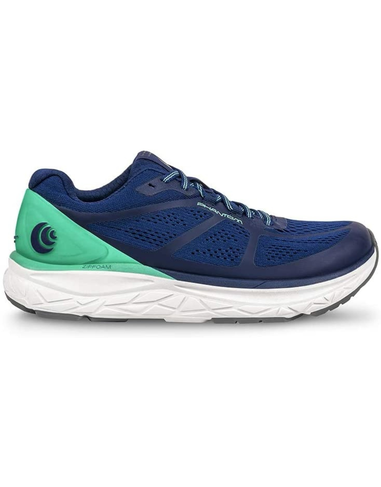 Topo Athletic Phantom Women's Road Running Shoe Cobalt / Seafoam Size 9.5