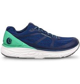 Topo Athletic Phantom Women's Road Running Shoe Cobalt / Seafoam Size 9