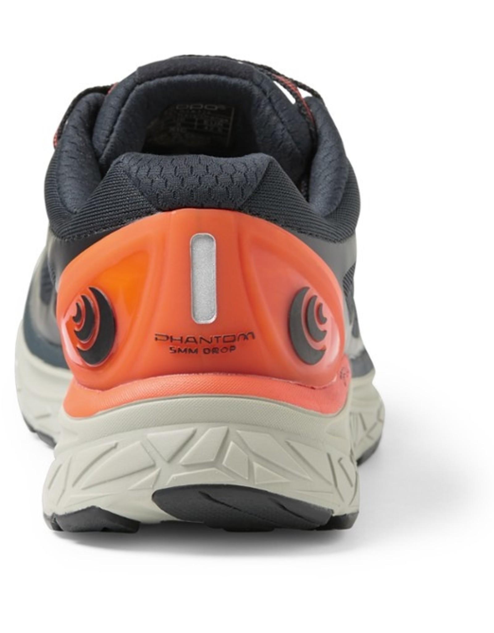 Topo Athletic Phantom Men's Road Running Shoe Navy/Orange Size 10