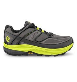 Topo Athletic Ultraventure Trail-Running Shoes - Grey/Green, Men's, Size 11