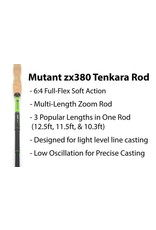 DRAGONtail MUTANT Tenkara Fly Fishing Rod zx380 Zoom