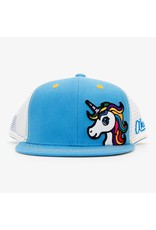 AKSELS Kids Unicorn Trucker Hat