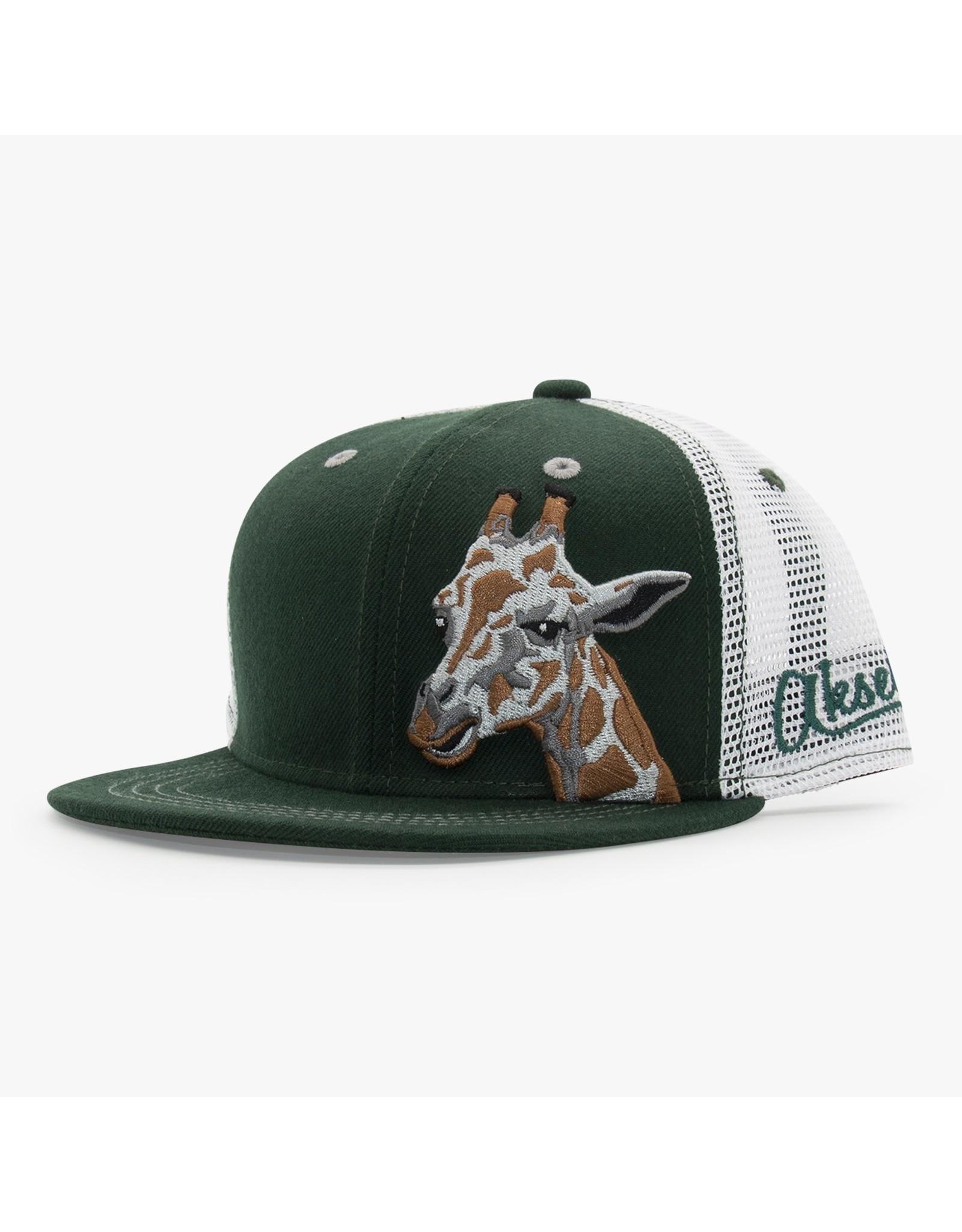 AKSELS Kids Giraffe Hat