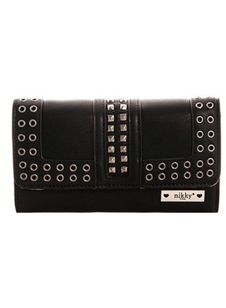 Mignon Wallets - BLACK