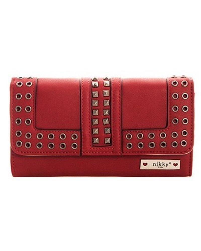 Mignon Wallets - RED