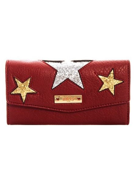 Red Star Detailed Wallet