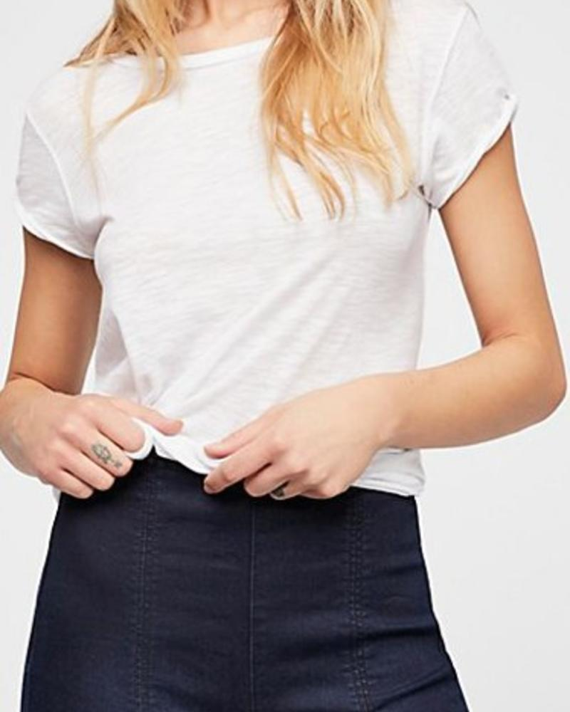Free People Free People - Seamed Pull-On Skinny Jeans
