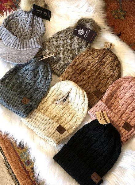 Cloie Cold Weather Cap -