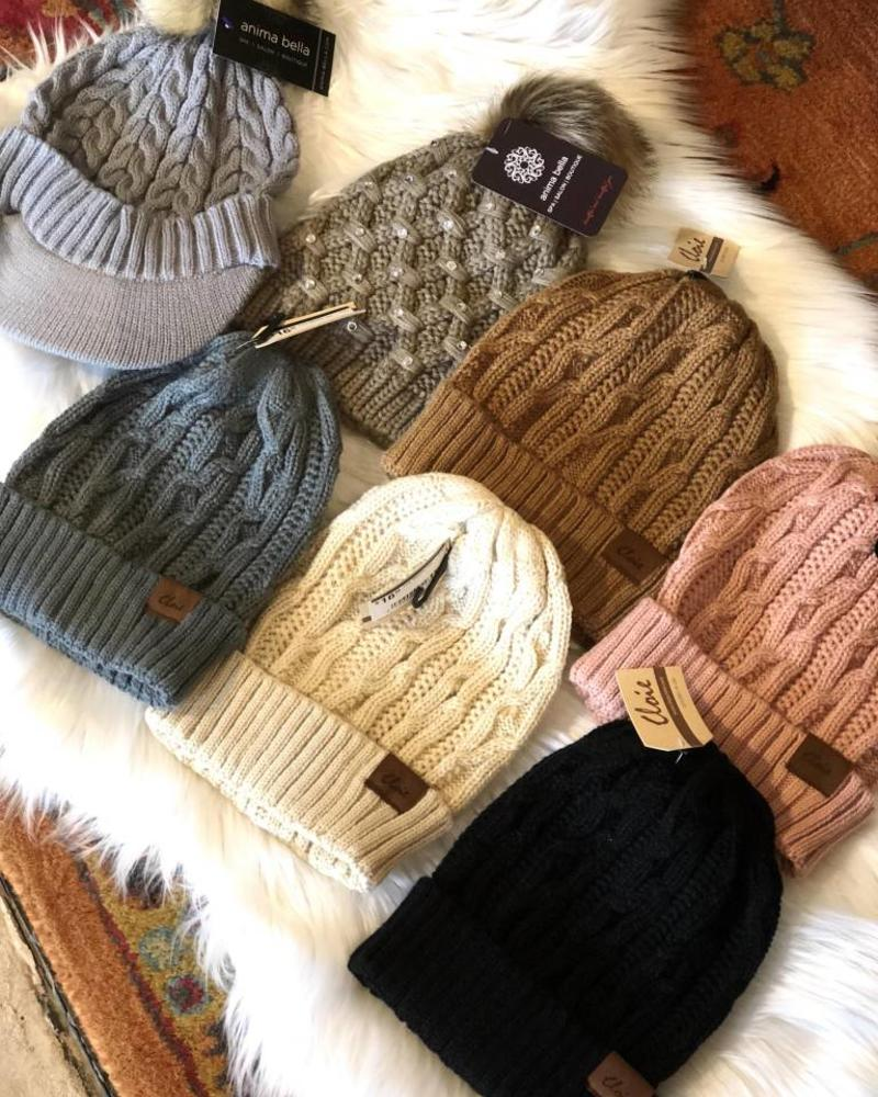 Cloie Cold Weather Cap -