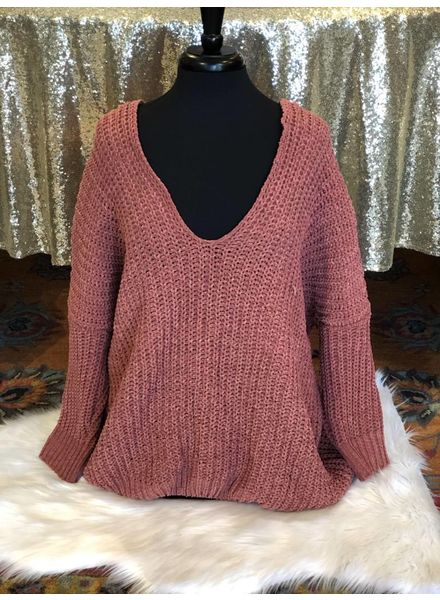 Ginger Pull Over Sweater -