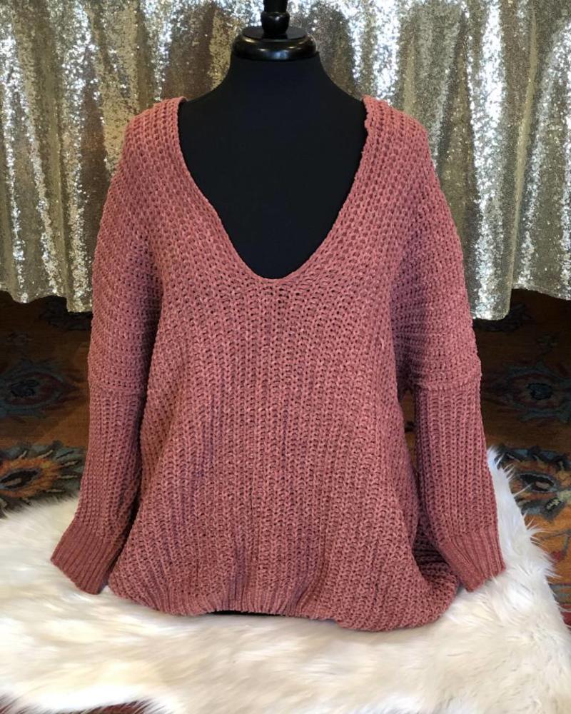 Ginger Pull Over Sweater -