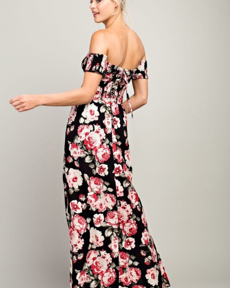 L Love L Love Smocking Dress Size Large