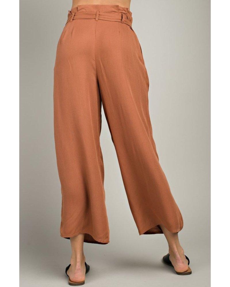 L Love L Love Paper Bag Pants Size Medium