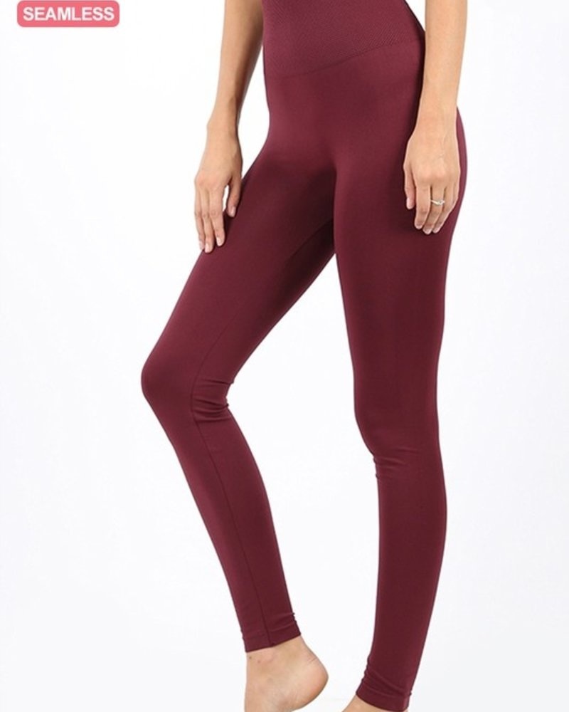 High Waist Diamond Shape Tummy Control Legging