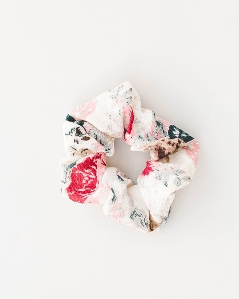 Space46 Watercolor scrunchie