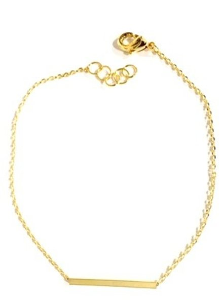 Fresh & Co Bar chain bracelet