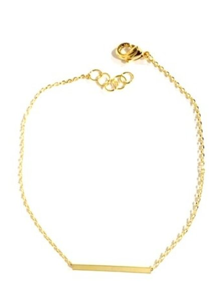 Fresh & Co Bar chain bracelet