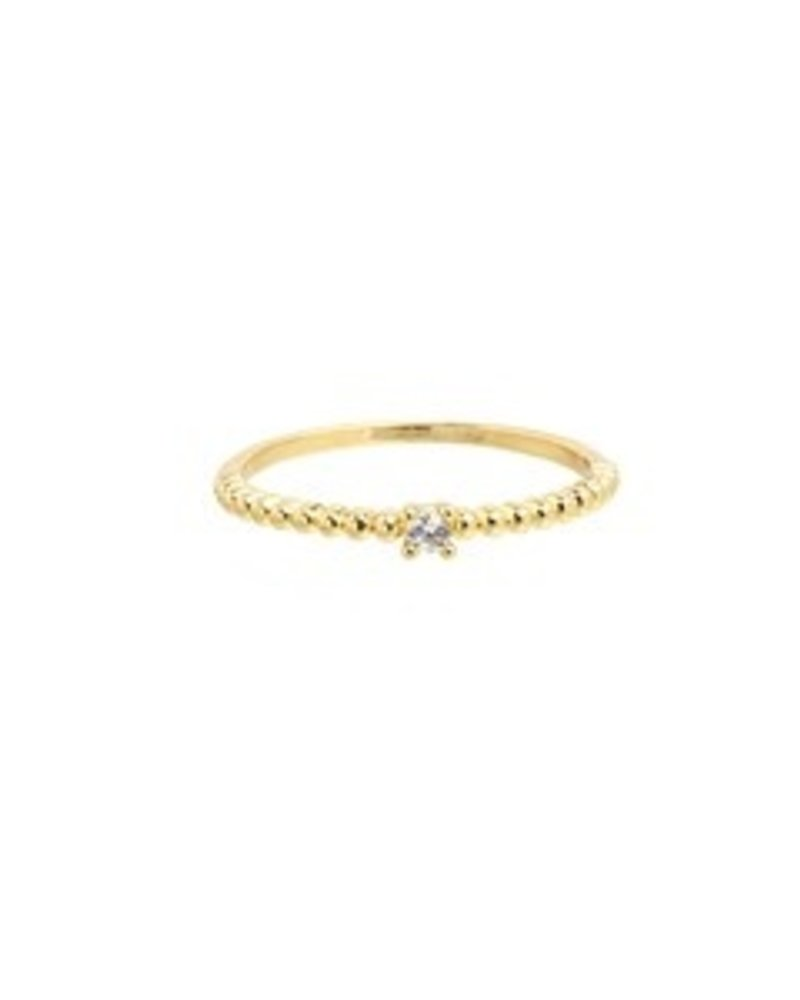 Fresh & Co Cubic zironia band ring