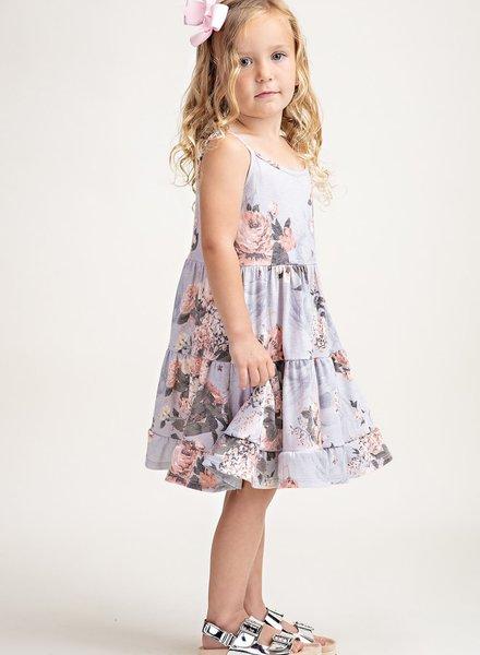12PM Kids Floral Sleeveless Dress