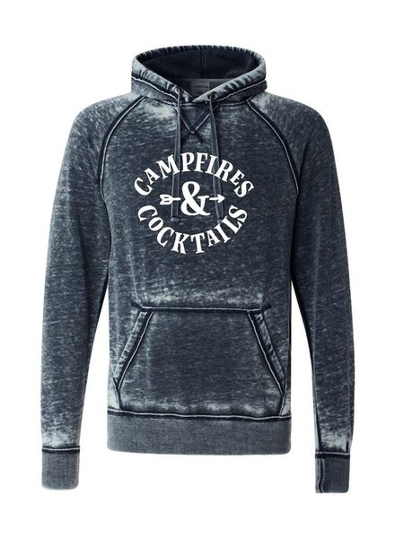Ocean & 7th Campfires and Cocktails Hoodie