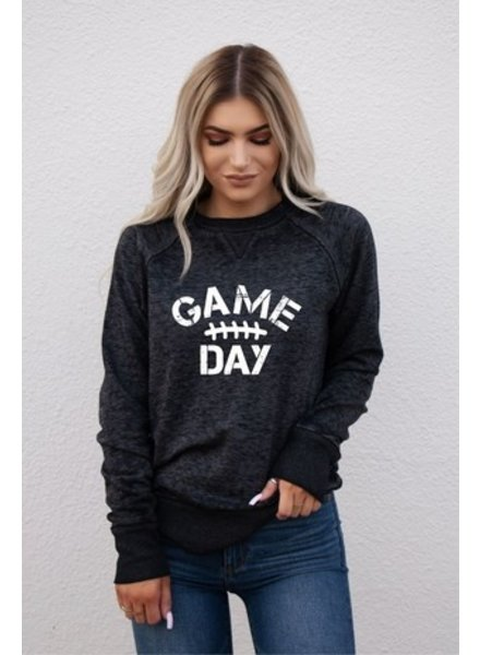 Ocean & 7th Game Day Crewneck Sweatshirt