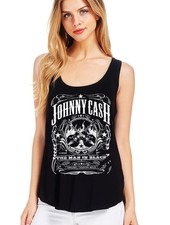 S & A Johnny Cash Tank