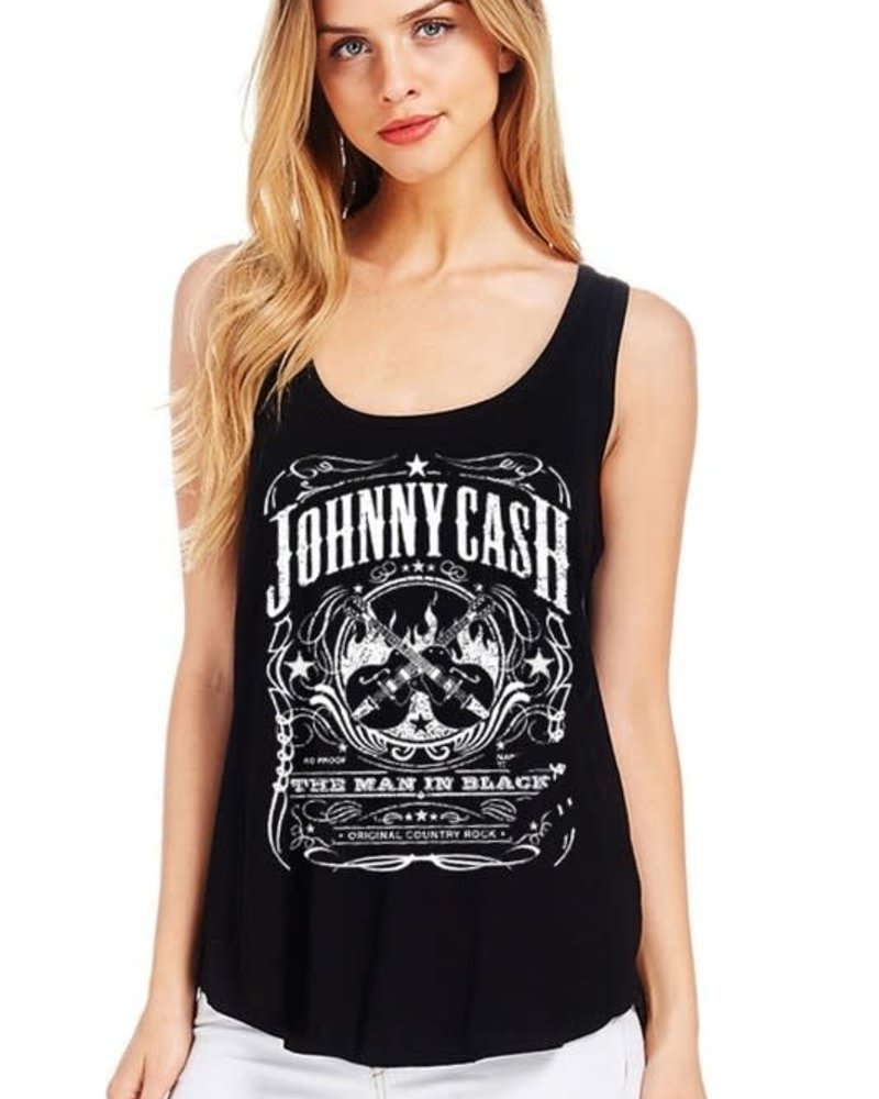 S & A Johnny Cash Tank
