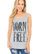S & A Born Free Tank