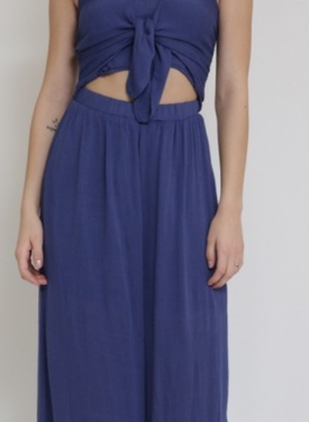 1 Funky Jumpsuit with Front Tie