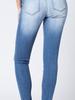 KanCan B. Mid Rise Distressed Skinny Jean