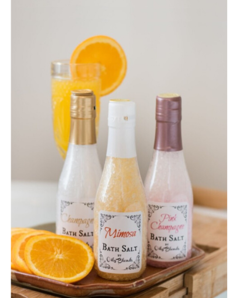 Oily Blends Wine Bath Salt