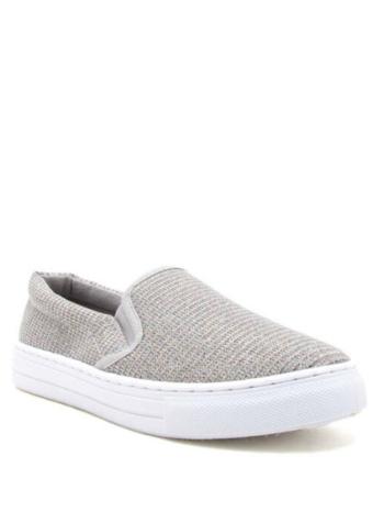 Glitter Slip On Sneaker