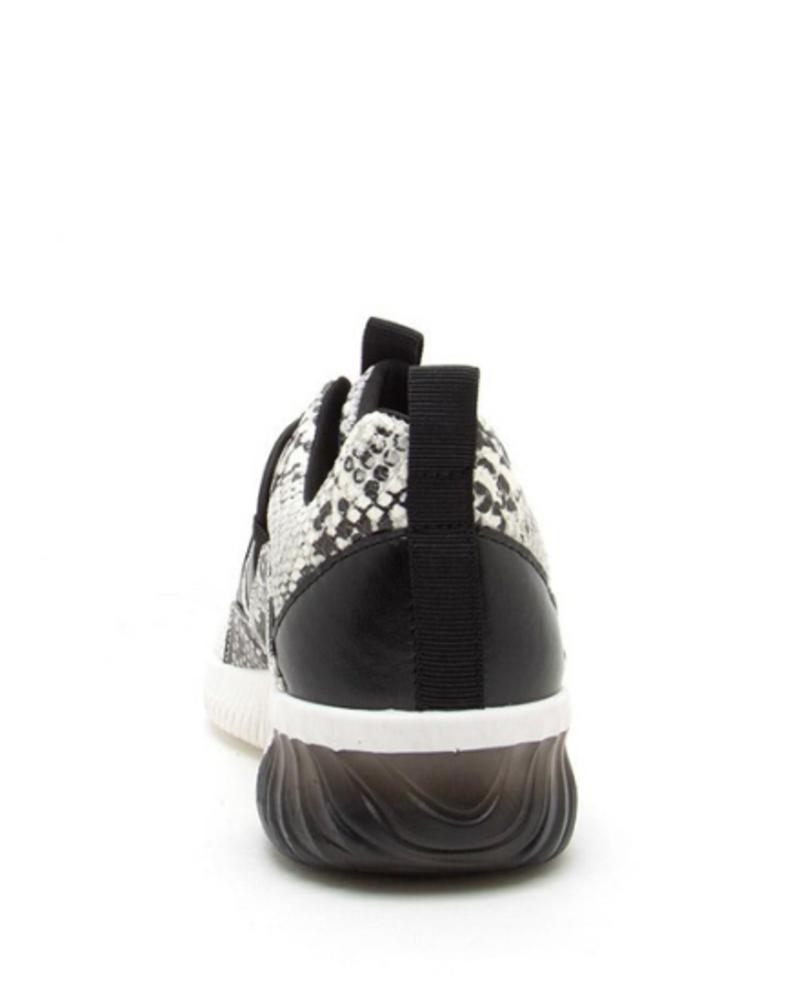 Lace Up Slip On Sneaker - Anima Bella