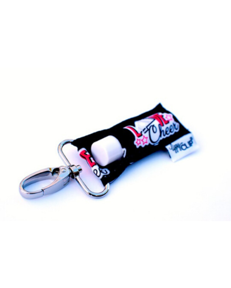 Lippy Clip Lip Balm Holder Keychain