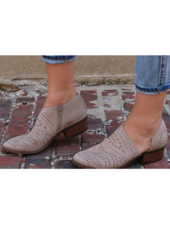Not Rated- Anouk Taupe Bootie -