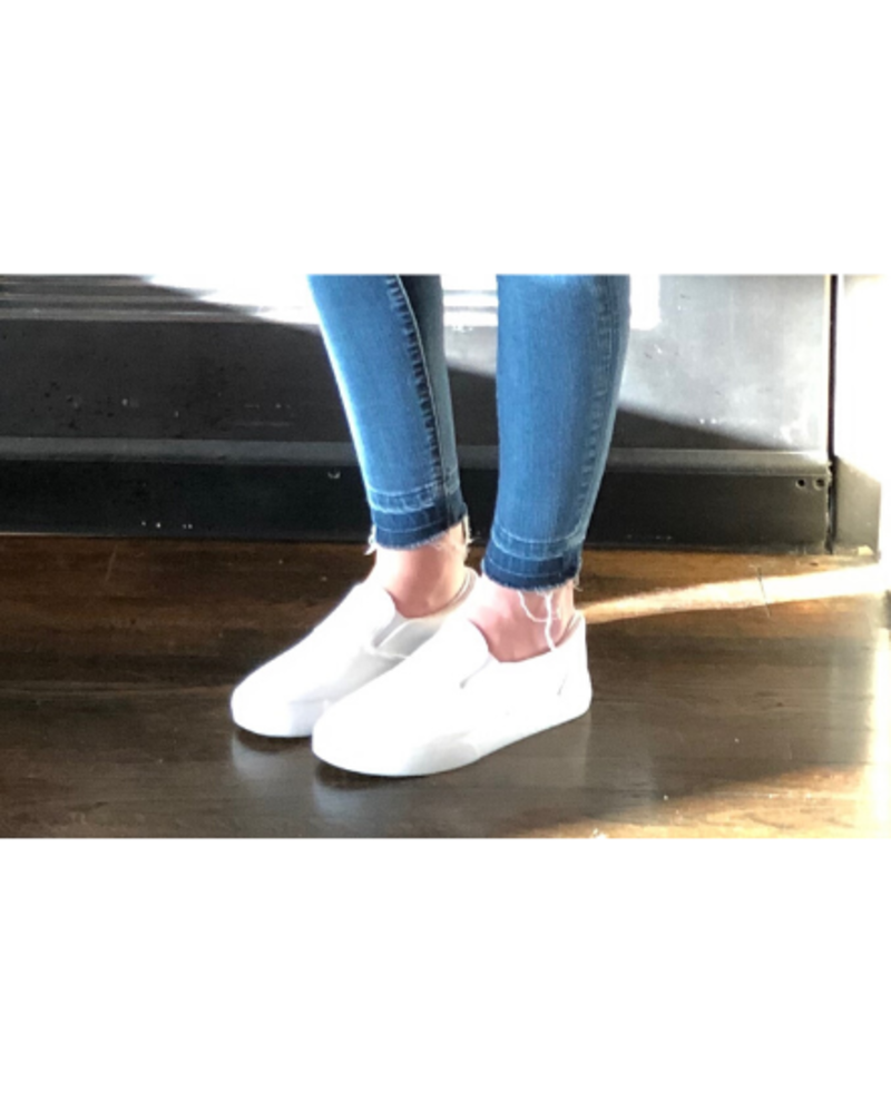 Rampage Hallie Canvas Slip On