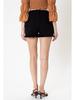 KanCan High Rise Distressed Denim Shorts