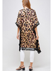 Solution Kimono Cardigan w/Tassel Detail