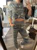 Fornia LS Top & Jogger w/Pockets Set