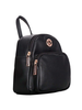Lany Trendy Mini Backpack w/Adjustable Straps