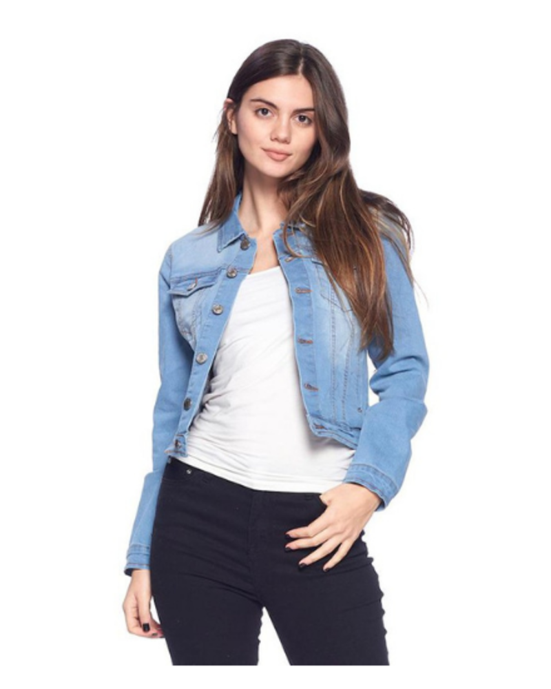Blue Age Denim Jacket