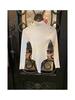 Debut Rib Knit Turtle Neck Body Suit