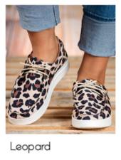 Everglades Slip On Lace Up Shoe