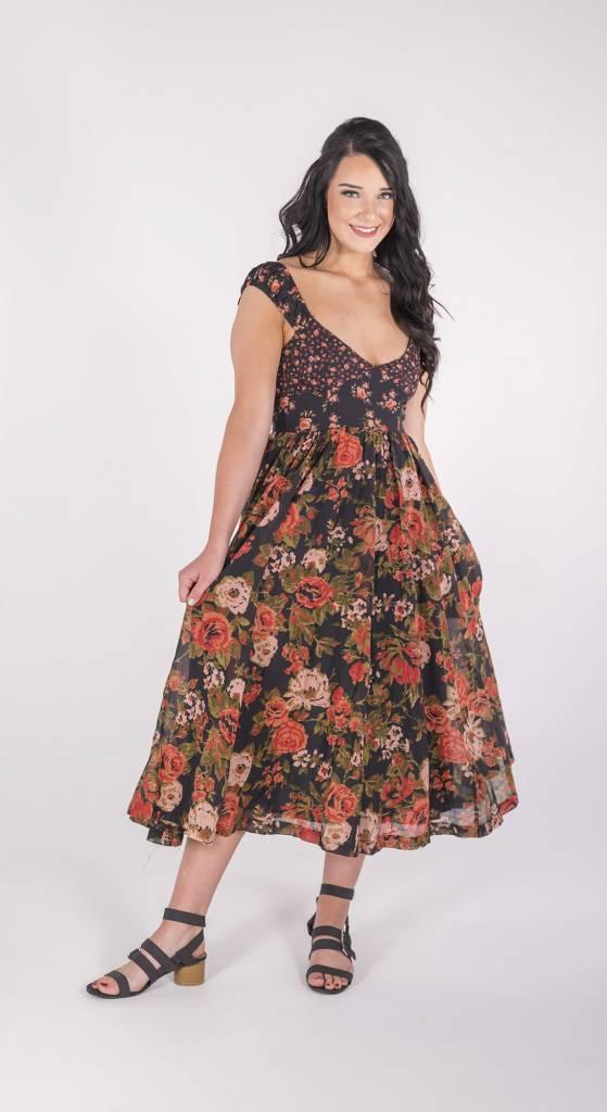 85d860f76691 Love You Midi Dress