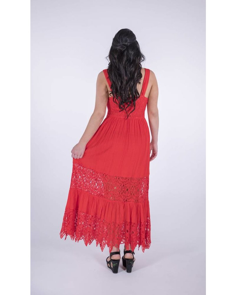 Free People Caught Your Eye Maxi -