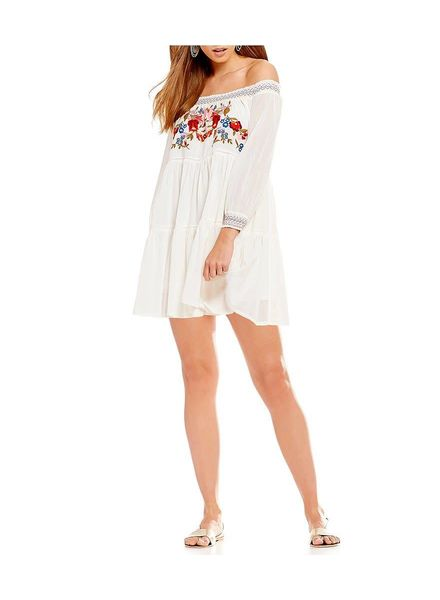 Free People Free People - SUNBEAMS MINI  (IVORY)